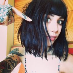 Hannah Snowdon... I think I'm gonna make a board just for her