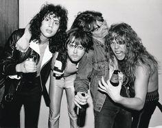 my number 1 favorite band...Metallica RIP Cliff Burton