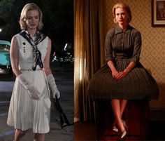 Style Inspiration - Betty Draper From Mad Men Mad Men Fashion, Vintage Fashion, Betty Draper, American Women, Looking For Women, Style Inspiration, Outfits, Clothes, Broad Shoulders