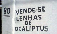 Nossa língua merece cuidados!    Uma triste realidade da língua portuguesa no Brasil. Algumas imagens que vocês verão abaixotêm erros assustadorese outras mostram o quanto escolher mal as palavras pode ser um tanto constrangedor. Um espaço a mais, um espaço a menos, uma letra a mais, uma letra