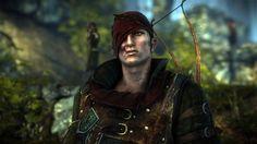 Witcher 2 - Iorveth by Vollhov.deviantart.com on @DeviantArt