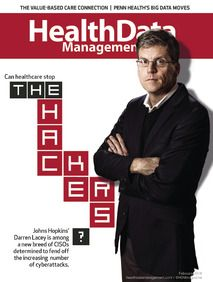 We're at an inflection point. Health Data Management February 2016
