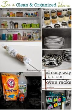 Cleaning Tips, Organize, Clean Home, Organized Home