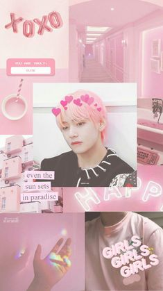 pls dm for creds or removal ; Whatsapp Wallpaper, Bts Wallpaper, Iphone Wallpaper, Aesthetic Pastel Wallpaper, Aesthetic Wallpapers, Kpop Aesthetic, Pink Aesthetic, Bts Taehyung, Bts Bangtan Boy
