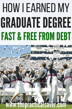 This post details what I steps I took to earn an MBA degree without student loans or other types of debt. I also discuss the other ways that you can adopt to minimize the need to get loans to finance your education. #education #loan #debtfree #money #savings #sidehustles