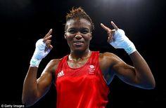 Ramyjay's Blog: 'I've made history!' Nicola Adams wins gold as she...