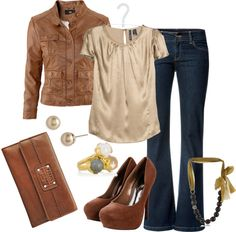 """Casual Night Out!"" by alanad23 on Polyvore"