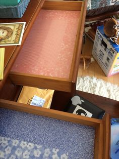Homemade drawer liner Reuse, Repurposed, Recycling, Upcycle, Upcycling