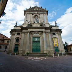 Cattedrale di San Donato a Mondovì (Cn) - Info su storia, arte, liturgia e devozione sul sito web del progetto #cittaecattedrali