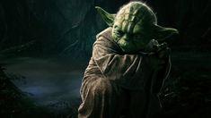 Films Star Wars  Yoda Jedi Fond d'écran