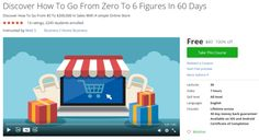 Discover How To Go From Zero To 6 Figures In 60 Days...