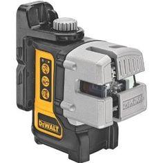 DEWALT DW089K Self Leveling 3 Beam Line Laser, Black (Tools  Home Improvement)  gift.skincaree.co...  B005OH6IPA dewalt