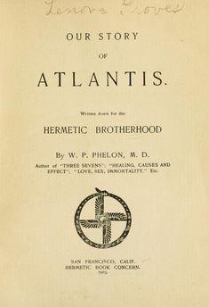 Occult Chicago: Hermetic Brotherhood of Light, the Hermetic Brotherhood of Luxor, the OTO and Chicago Alchemy Symbols, Masonic Symbols, Books To Read, My Books, Magick Book, Occult Books, Black History Books, Cool Books, Atlantis