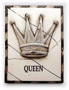Queen (Silver)
