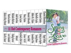 99cents - Multi-author boxed set of 11 sexy, fun romance novels ~ SPRING INTO LOVE   Kindle: http://www.amazon.com/Spring-Into-Love-Chantel-Rhondeau-ebook/dp/B00VS2DBU0/ Nook: http://www.barnesandnoble.com/w/spring-into-love-chantel-rhondeau-kimmie-easley/1121863063?ean=2940151241649 Kobo: https://store.kobobooks.com/en-US/ebook/spring-into-love‬‬‬‬‬‬‬‬‬‬‬‬‬‬‬‬‬‬