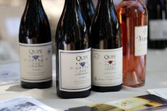 Taste amazing wine from Qupe