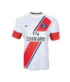 Photo : Maillot extérieur PSG 2012-2013, idée #21 - LudovicPSG - Blog Football.fr