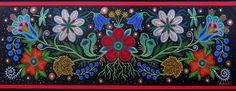 ojibwe beadwork designs - Google Search