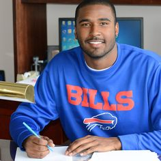 Rookie QB EJ Manuel - our new hope