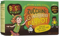 Bitsy's Brainfood Zucchini Carrot Gingerbread - Best Price