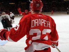 Kris Draper #33!