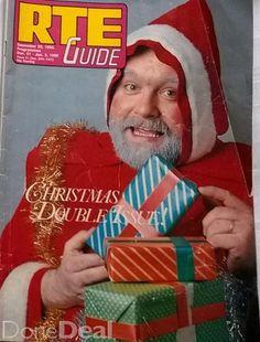 Christmas rte guide from 1985 Ireland, Hobbies, Christmas, Fictional Characters, Art, Xmas, Art Background, Kunst, Navidad