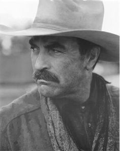 Tom Selleck: one of the best cowboys EVER