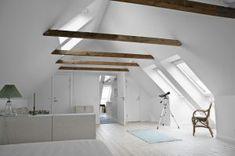 Vom Dachboden zum Wohnraum