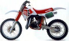 Aprilia MX 250 1985