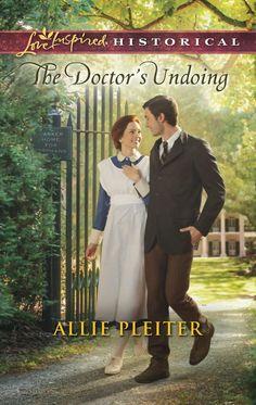 Allie Pleiter - The Doctor's Undoing  / #awordfromJoJo #ChristianFiction