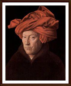 11. JAN VAN EYCK (1390-1441) – Van Eyck es el colosal pilar sobre el que se apoya toda la pintura flamenca de los siglos posteriores, un genio de la precisión, la perspectiva y la meticulosidad, muy por encima de cualquier otro artista de su época, sea flamenco o italiano.