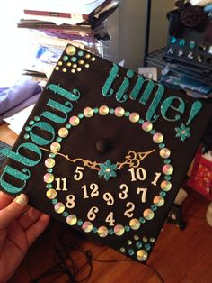 My Graduation Cap Decorations 2014.