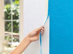DIY Academy: Saubere Farbkanten