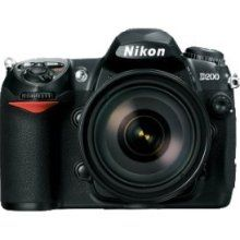 My camera Nikon D200