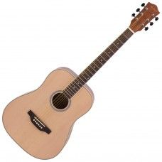 Archer AD10 6 String Acoustic Guitar - Natural     allbandinstruments.com
