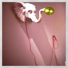 Lamp, Il laboratorio dell'Imperfetto, Salone Internazionale del Mobile, Fiera Milano, Rho