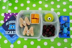 Monsters University Lunch