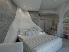 Indoor Architecture Aloni Hotel, ParosParos2018 - 2019PrivateWork in progress290 m2 Blue Design, Modern Design, Room Interior, Interior Design, Paros, Jacuzzi Outdoor, Hotel Architecture, Villa Design, Cozy Corner