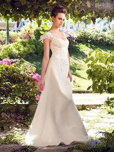 Lan Ting A-line/Princess Plus Sizes Wedding Dress - Ivory Floor-length Sweetheart Satin/Tulle - USD $ 139.99