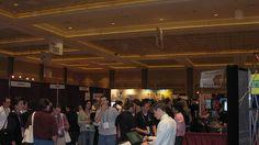 LoudMo pay per install affiliate program At Affiliate Summit Las Vegas 2010 exhibition hall.       affiliate  internet marketing  marketing business  affiliate program