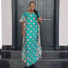 African Dresses For Women, African Fashion Dresses, African Women, Africa Style, Nigerian Fashion, Fabric Combinations, Butterfly Dress, Ankara Fabric, African Prints