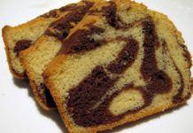 Cake marbré léger WW