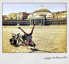 Italy #bicycletravel #bike #touring
