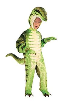 Forum Novelties Plush T-Rex Child Costume, Small ** Continue to the product at the image link.