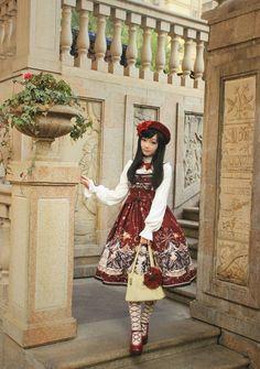 Demure Lolita