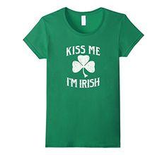 Women's Kiss Me I'm Irish T-shirt XL Kelly Green Digital ... https://www.amazon.com/dp/B01MYBBMSX/ref=cm_sw_r_pi_dp_x_ZQOHybPJJWCBD