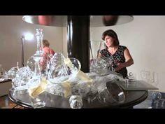 "Wednesday Video Spotlight: Beth Lipman's ""Bride,"" part of the Oklahoma City Museum of Art's ""Fusion"" glass exhibit   News OK   2min video"