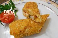 Tavuklu Paçanga Böreği Tarifi