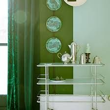 Image result for green living room walls