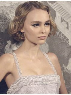 Lily-Rose Depp is The New Face of Chanel No.5